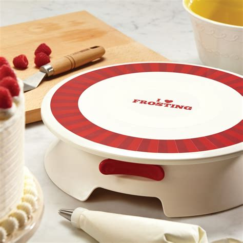 I Love Cake Decorating by Carlo S Bakery Cake Decorating Turntable Cream With Quot I