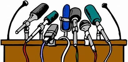Political Speeches Podium Characteristics Message Four Pastors