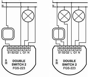 Fibaro Double Switch Wiring Diagram