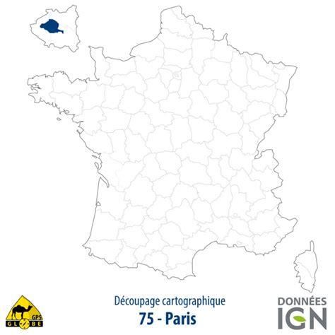 Carte Departement Parisien by Carte Satellite Ign Au 1 25 000 Pour Gps