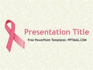 free breast cancer powerpoint template pptmag With breast cancer ppt template