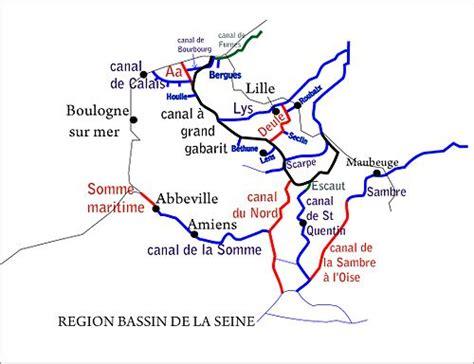 Carte Fluviale Haut De by R 233 Seau Des Voies Navigables Wikimonde
