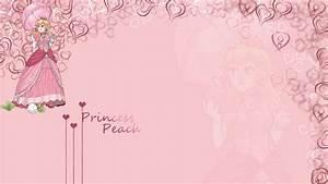 Princess Peach Wallpaper by Kleinersaphire on DeviantArt