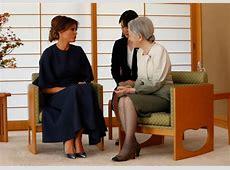 Melania Trump wardrobe elegant, not showy, during Japan trip