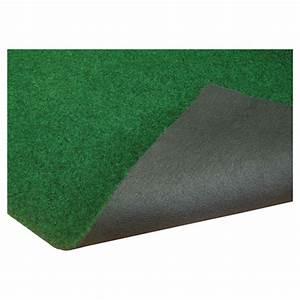 tapis gazon odessa 6 pi x 8 pi vert reno depot With tapis vert imitation gazon