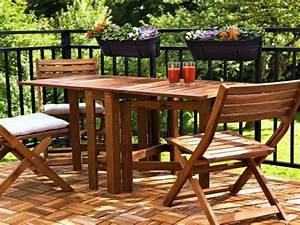 Table De Jardin Ikea : meuble de jardin ikea table de lit ~ Teatrodelosmanantiales.com Idées de Décoration