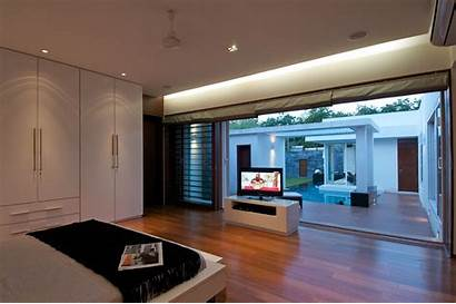 Bungalow India Minimalist Bedroom Master Atelier Dnd