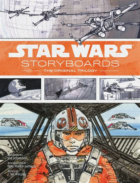 Book Review Star Wars Storyboards The Original Trilogy