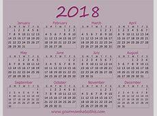 HD 2018 Calendar Dark Pink 05 YourMomHatesThis