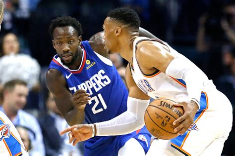 Russell Westbook And Patrick Beverley Feud Erupts Police
