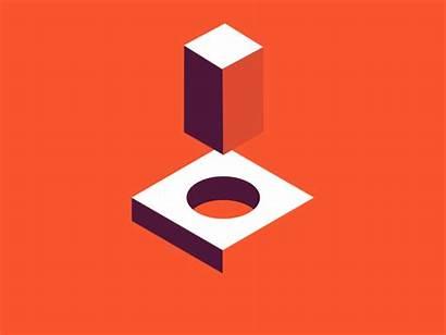 Peg Square Hole Round Animated Graphics Dribbble