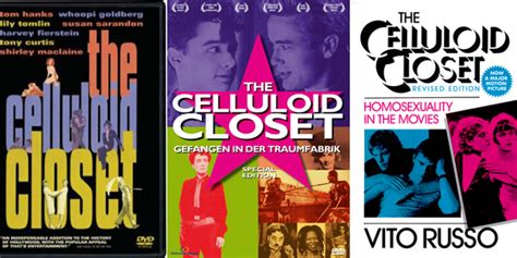 The Celluloid Closet Documentary by The Celluloid Closet 1995 Themed