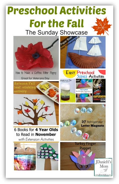 preschool activities for the fall jdaniel4s 530 | preschool activities for fall 800