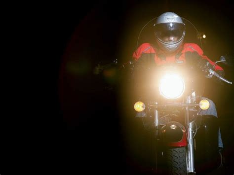 Guide To Night Motorcycle Riding