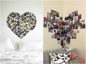 Bilder Collage Basteln : coole teenager zimmer ideen f r jedes m dchen ~ Eleganceandgraceweddings.com Haus und Dekorationen