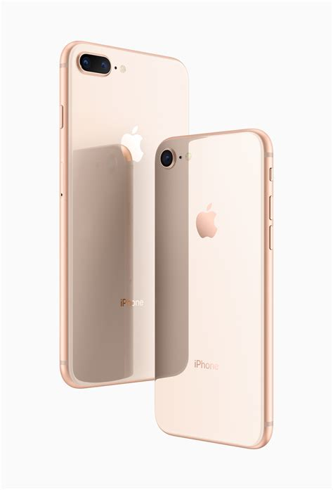 iphone 8 and iphone 8 plus a new generation of iphone apple