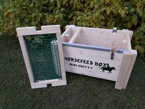 horsefeed box classic mini shetty modell