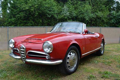 1965 Alfa Romeo Spider 1965 alfa romeo spider giulia car list