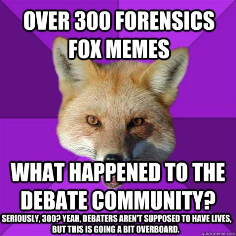 Fox Memes - forensics fox meme memes