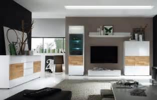 ebay wohnzimmer wohnzimmermöbel elion weiss eiche anbauwand 310 cm kommode ebay