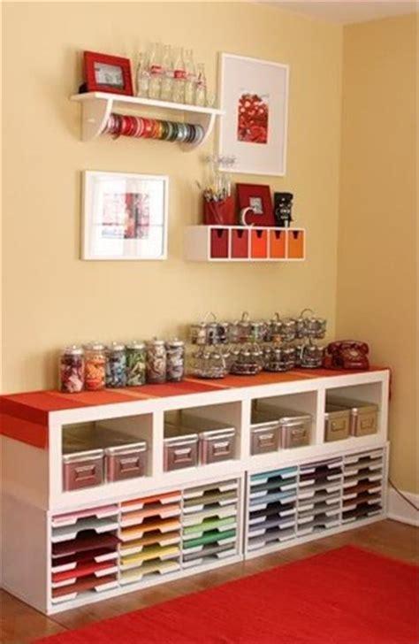Craft Room Inspiration  Dump A Day