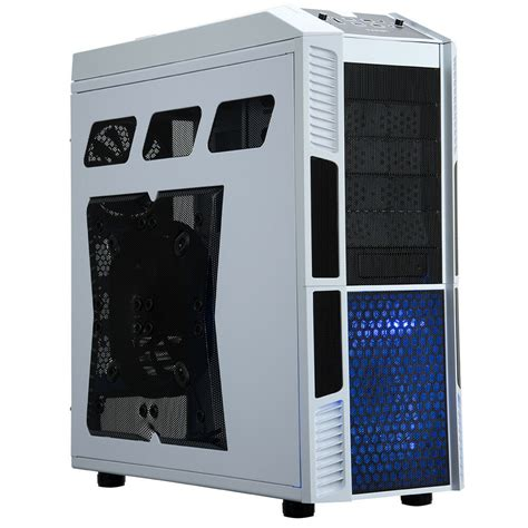 rosewill thor   white edition gaming atx full tower