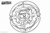 Beyblade Burst Coloring Pages Printable Adults sketch template
