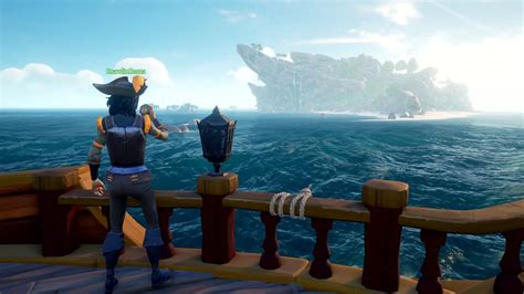 Sea Of Thieves Is Really Fun, But A Little Clunky