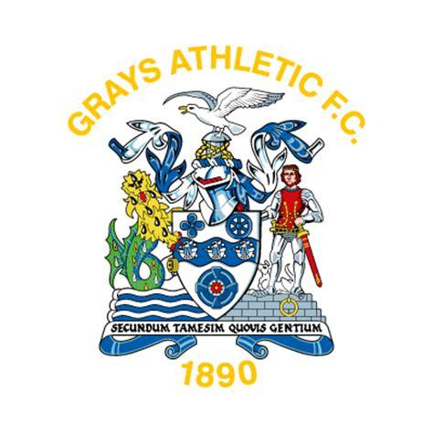 Grays Athletic FC vector logo (.AI) - LogoEPS.com