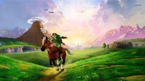 The Legend of Zelda Twilight Princess HD Wallpapers in