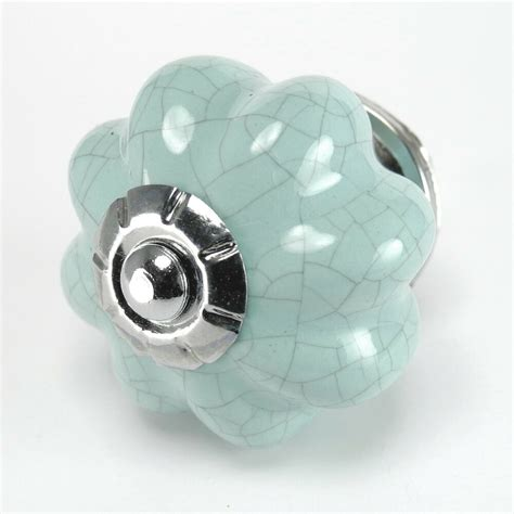 ceramic kitchen cabinet knobs and pulls 10 pc blue crackle ceramic kitchen cabinet hardware door