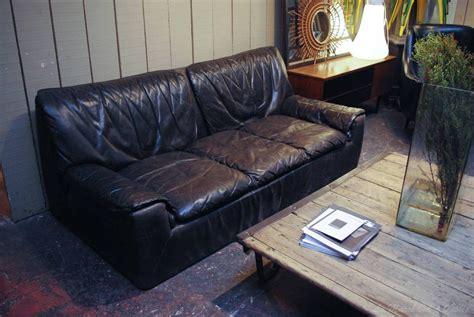 canapé cuir ancien photos canapé ancien cuir