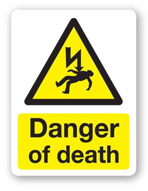 danger  death sign xmm