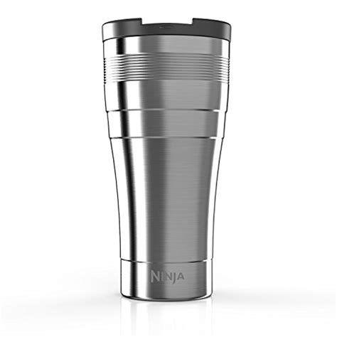 From a small batch to a full carafe, classic or rich strength, you can expect the same great taste. Ninja Coffee Bar 16-Ounce Double-Wall Thermal Travel Mug CFSS16, Stainless Steel - Weekna
