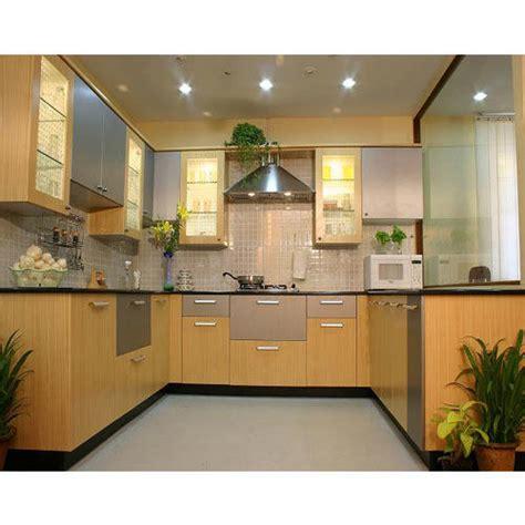 Kitchen Cabinet  Laminated Modern Kitchen Cabinet