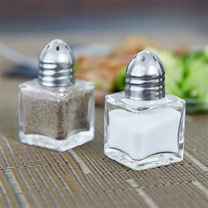 5, Oz, Mini, Salt, And, Pepper, Shaker, Case
