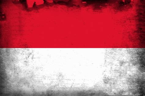 merak putih grunge flag of indonesia by evmir1 on deviantart