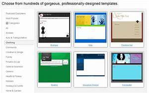 13 go daddy website design template images go daddy With go daddy templates