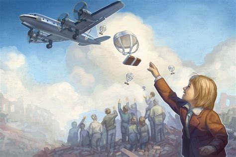 Candy Bomber Candy Quot Bomber Quot Gail Halvorsen Drops Candy Bars To Berlin