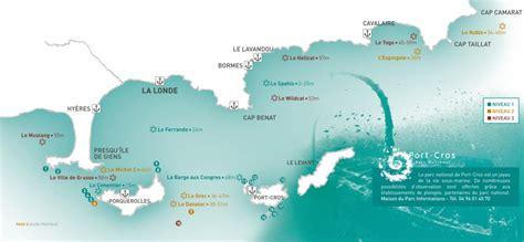 meteo marine port cros partenaire du parc national de port cros depuis 20 ans lavandou plong 233 e
