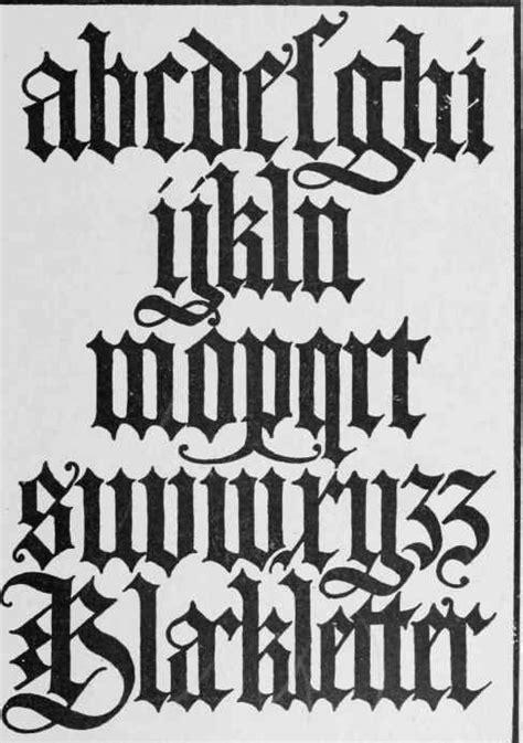 Tattoo Lettering Styles Alphabet | of Gothic Letters | Graffiti Alphabets | Graffiti