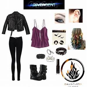 Dauntless clothing  Divergent  Factions   Fashion ...