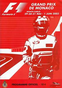 Programme Grand Prix F1 : 2003 formula 1 world championship programmes the motor racing programme covers project ~ Medecine-chirurgie-esthetiques.com Avis de Voitures