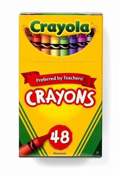 Crayon Box Crayola Crayons Clip Clipart Pack