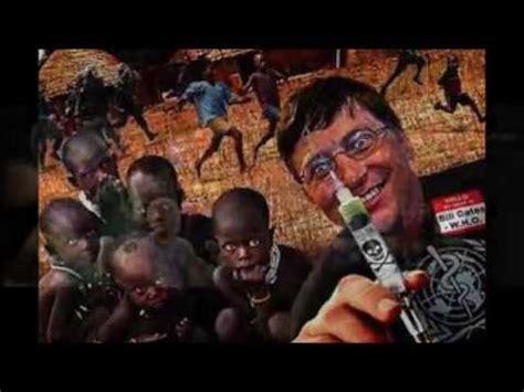 Bill Gates Ebola Depopulation Agenda with Vaccines - YouTube