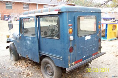 postal jeep for sale 1974 dj postal jeep for sale 1000 obo