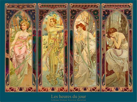 Alphonse Mucha Paintings From £6.90