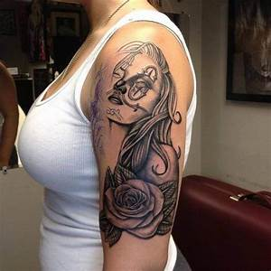 Tattoos Für Frauen Arm : arm tattoo woman rose tattoo tattooed tattoos upper arm tattoos pinterest arm tattoo ~ Frokenaadalensverden.com Haus und Dekorationen