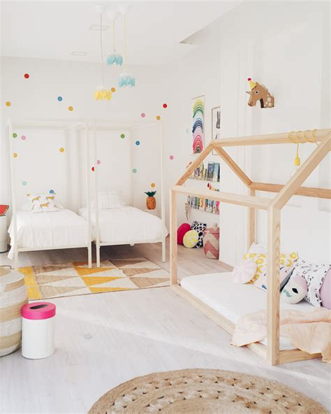 » 9 Shared Kids Room Inspirations