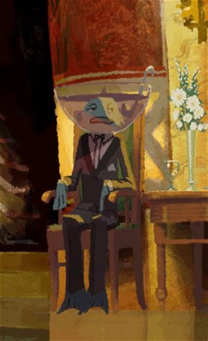 Skullgirls Canopy Glass Background Club Animation Tagged